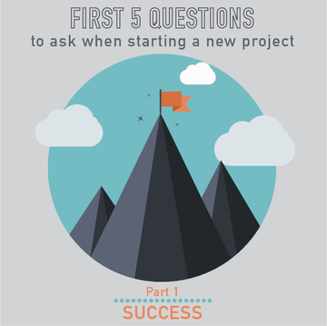 PM Happy Hour 001 -Success? The FIRST question to ask when starting a project