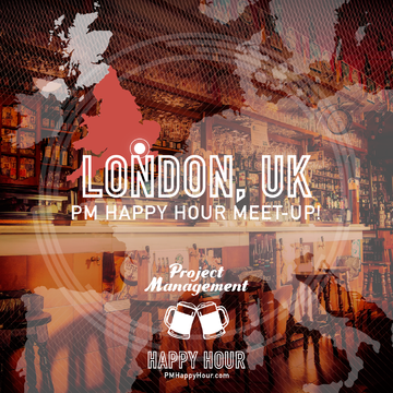 PM Happy Hour Meet-up: London!