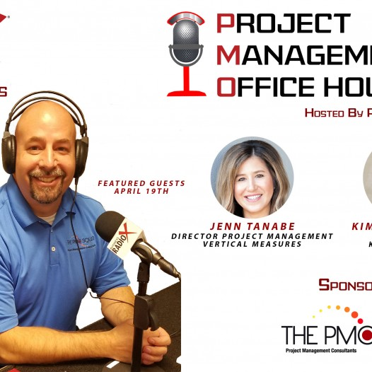 Kim on Phoenix Business RadioX with PMO Joe!