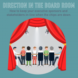 019-Stage Direction in the Boardroom - Project Management Happy Hour