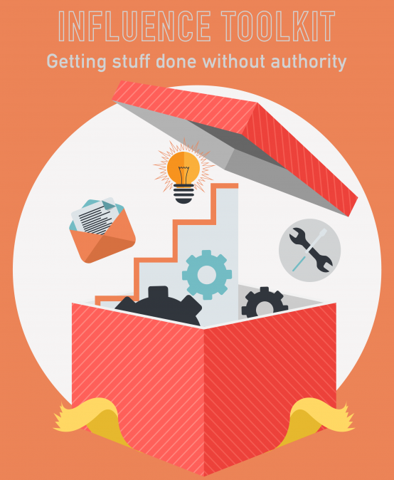 020-An Influence Toolkit: Getting stuff done without authority