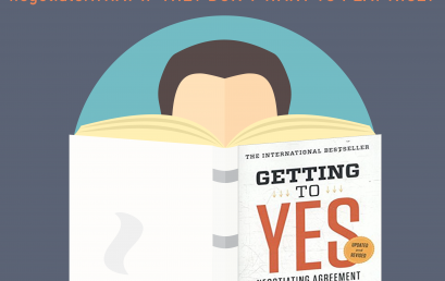 PM Happy Hour 022-Getting To Yes: Negotiation for non-negotiators (part 2 of 2)