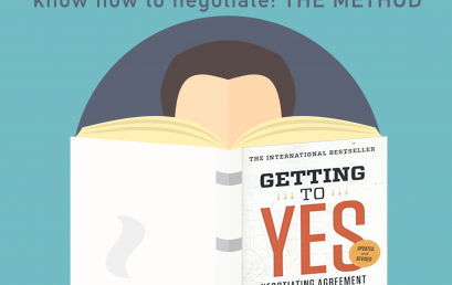 021-Getting to Yes: Negotiation for non-negotiators (part 1 of 2)