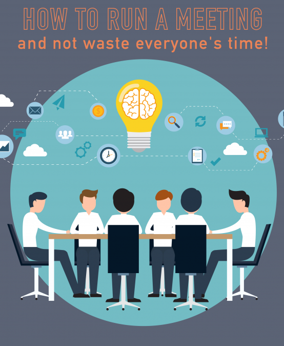 024 – How to Run a Meeting – and not waste everyone's time