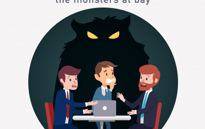 PM Happy Hour 029 – Stop the Scope Creep! Using Change Control to keep the monsters at bay
