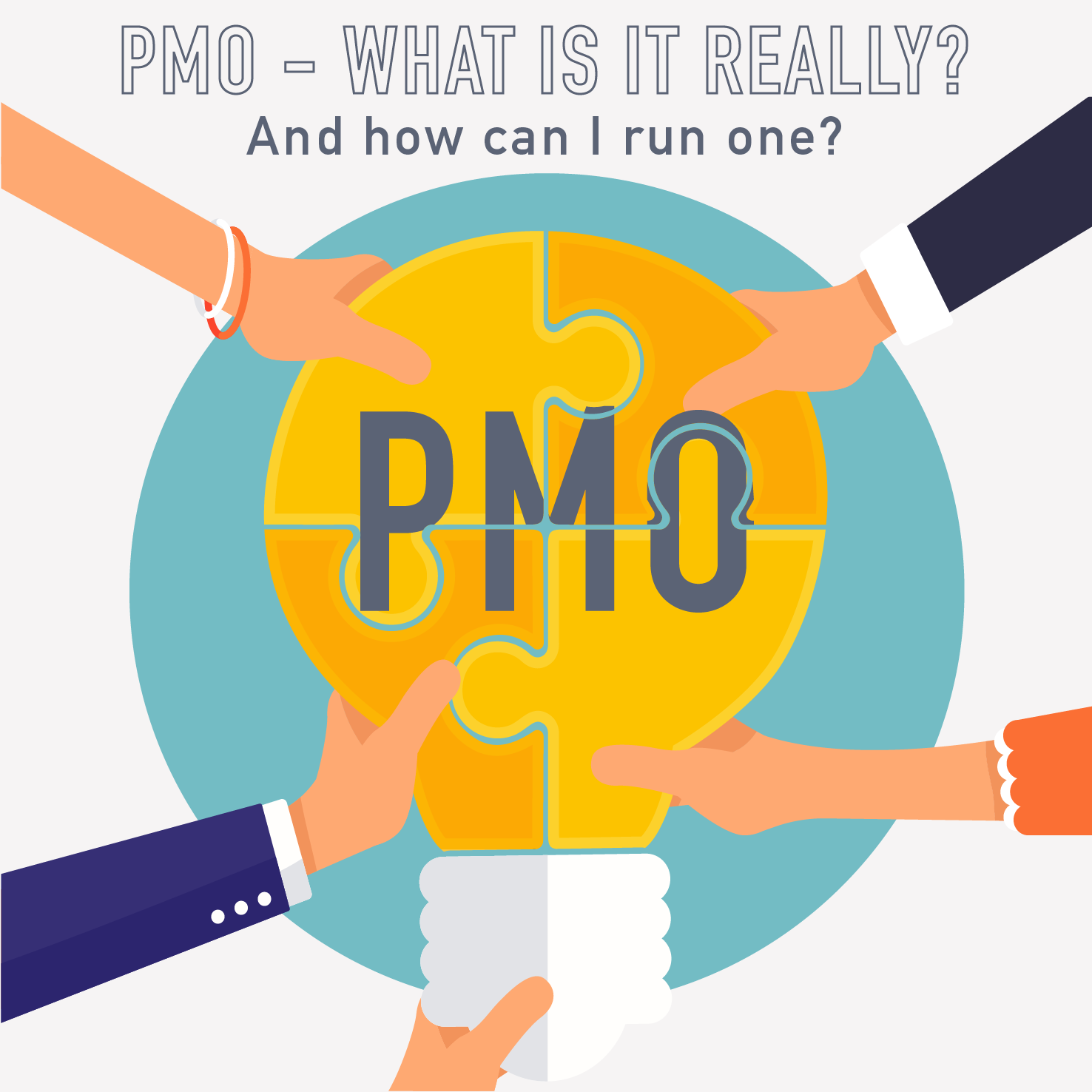 PM Happy Hour 036 – PMO – What is it really? And how do I run one?