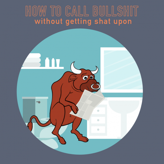 049 – How to Call BS without getting Sh#t upon