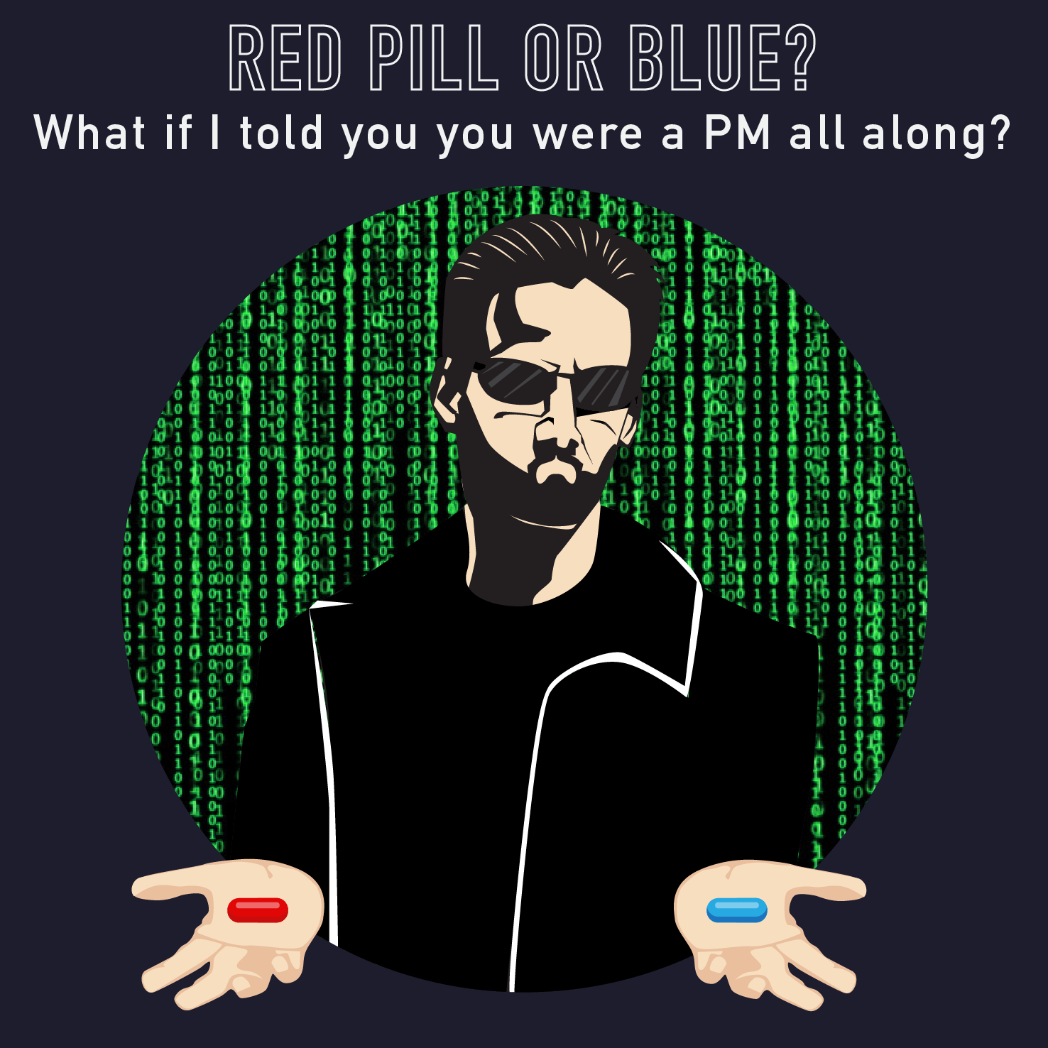 PM Happy Hour 053-What if I told you that you were a PM all along?