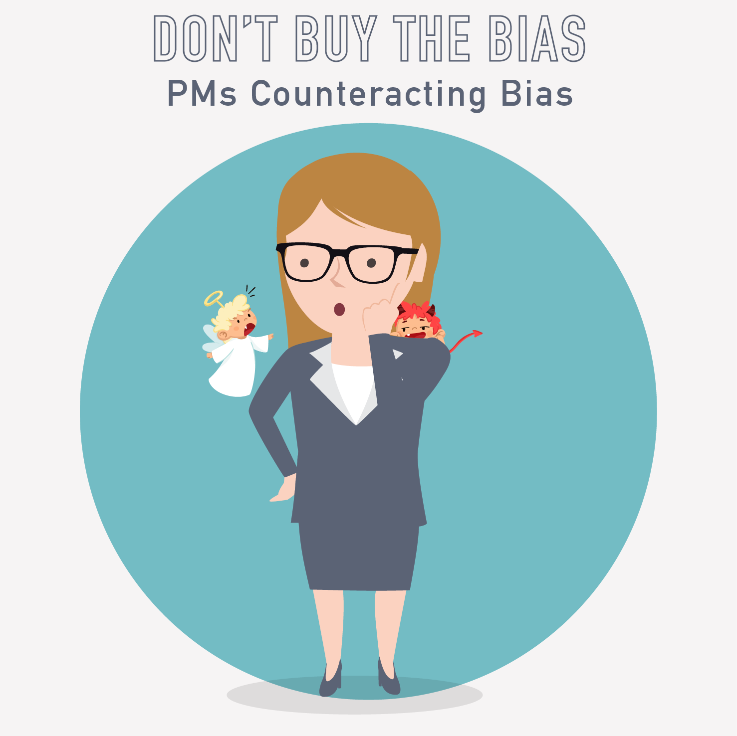PM Happy Hour 056-Don't buy the bias!  Managing bias in Project Management